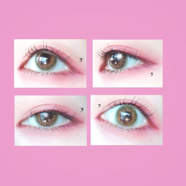 ふんわり ピンクメイクのAfter画像