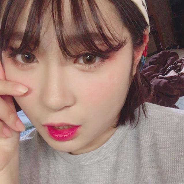 韓国人風メイクのAfter画像