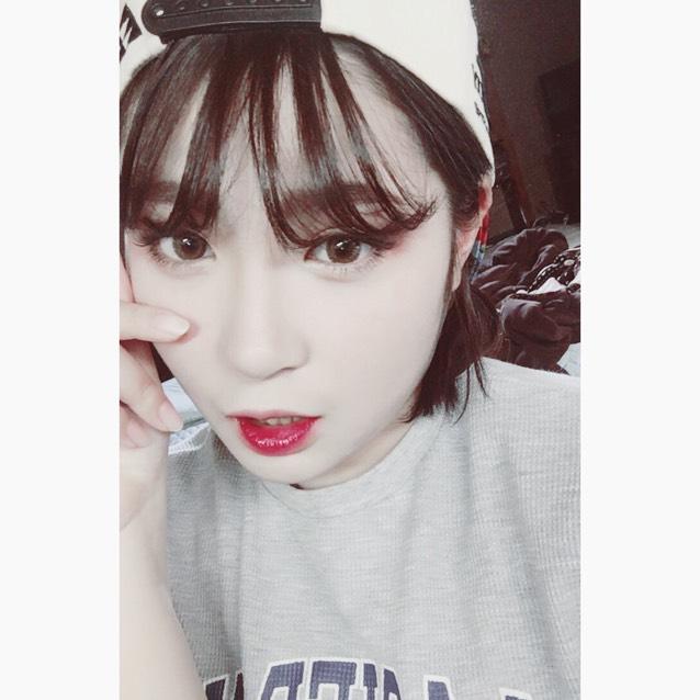 韓国人風メイク