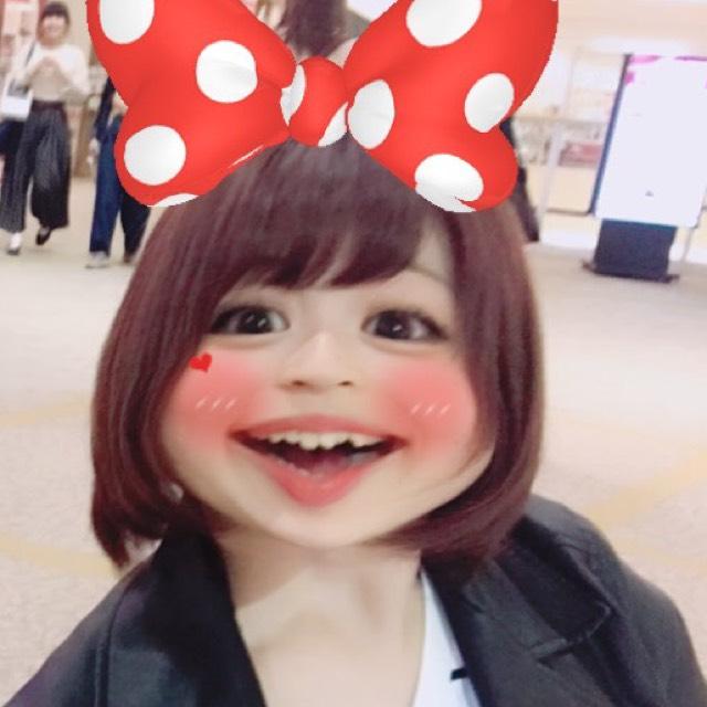 幼めメイクのBefore画像