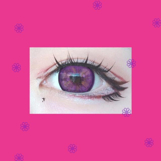 ラブライブ 西木野 真姫ちゃん eye    試作のAfter画像