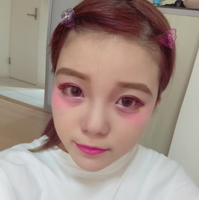 最近のピンクメイク♡(詳細)のAfter画像