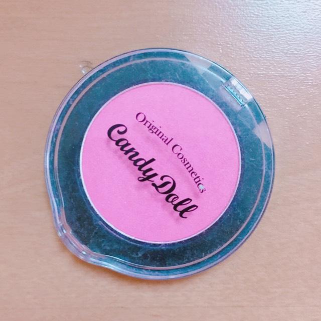 青みピンクを使いました