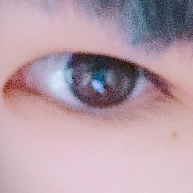 濡れ感EyeのBefore画像