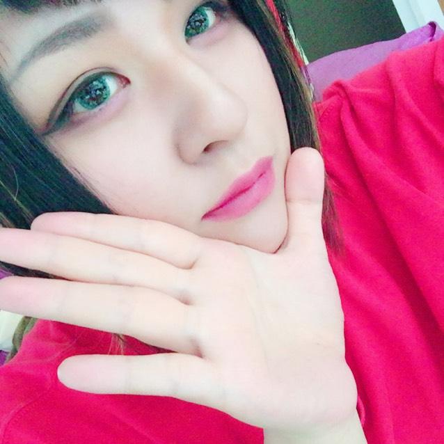 【ハーフ】ブルーカラコン【夏メイク】のAfter画像