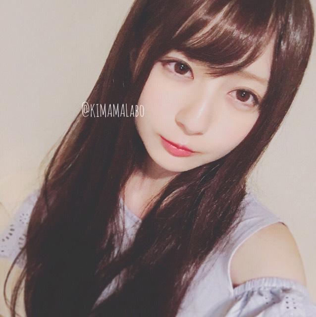 *タレ目メイク*のAfter画像