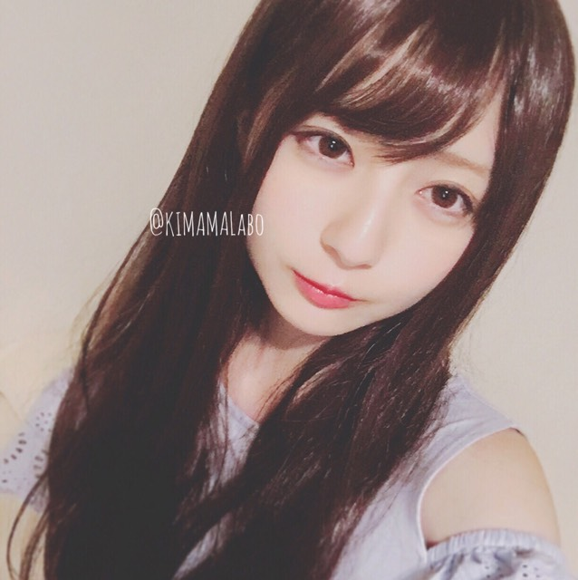 *タレ目メイク*