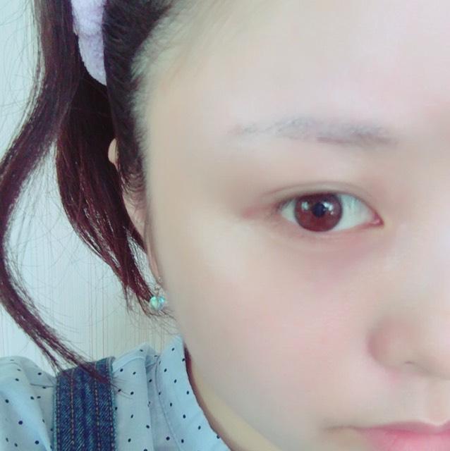 童話コスメ【白雪姫】のBefore画像