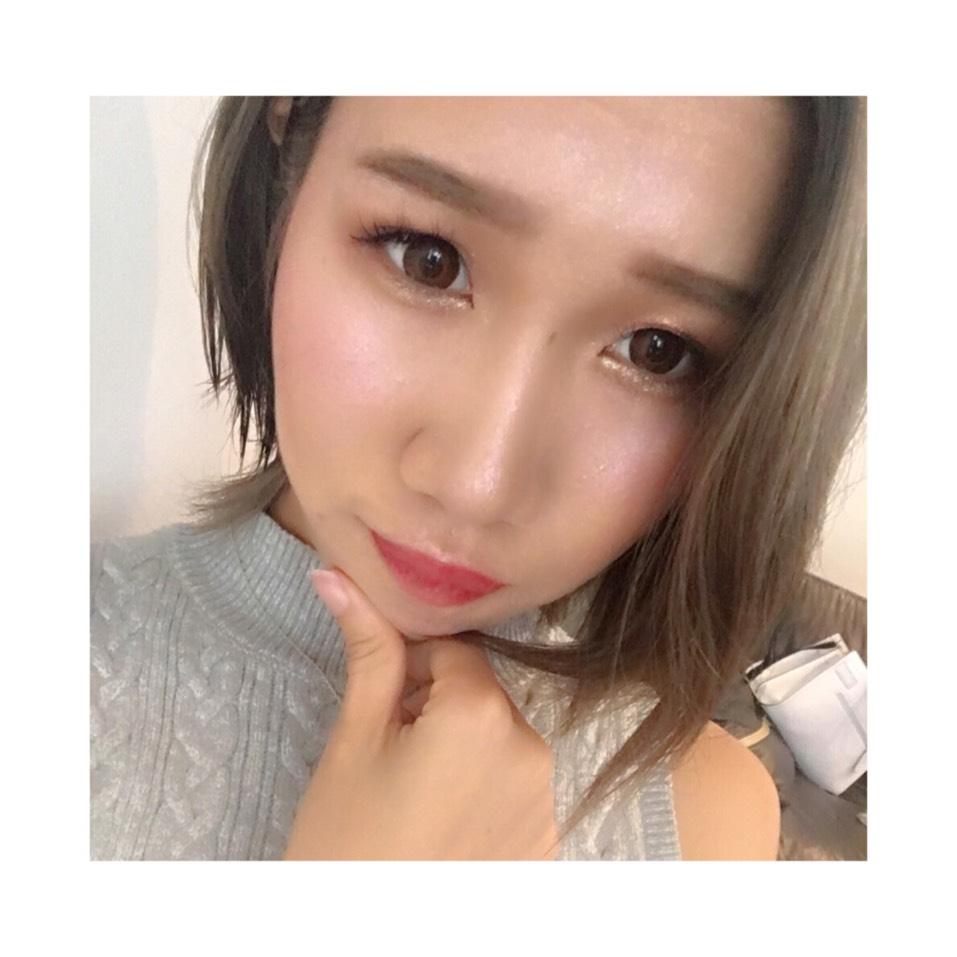 カラコンレビュー♡Kissmore チェリッシュハニー