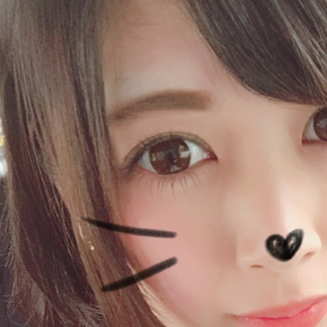 眉毛の潰し方のBefore画像