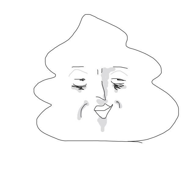 サラサラ♡ 美ベースメイクのBefore画像