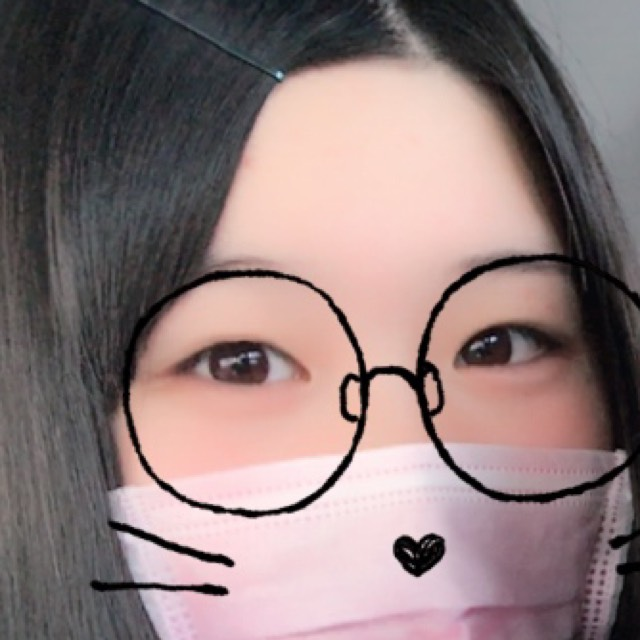 黒髪に合うメイク【JK】のBefore画像