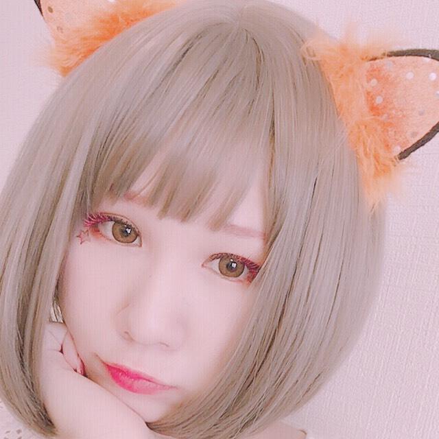 ピンク☆ハロウィンmake