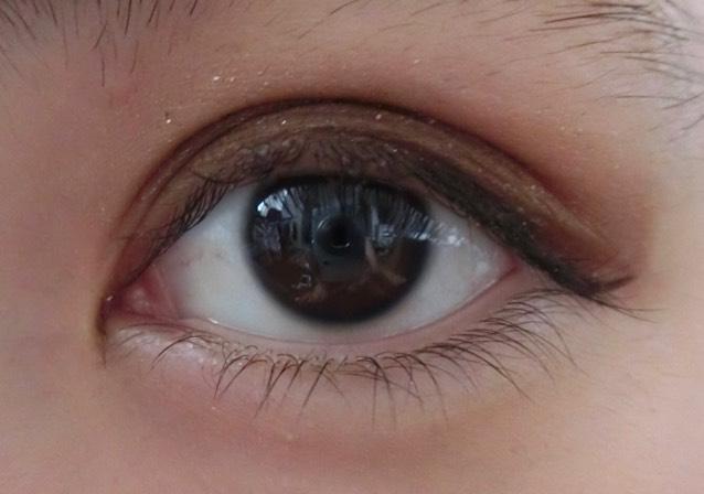 目を開けるとこんな感じ
