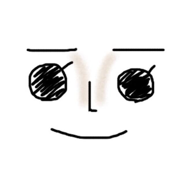 ノーズシャドーで鼻筋の両脇を眉頭の下あたりから塗る  ヘビーローテション パウダーアイブロウ&ノーズシャドウ