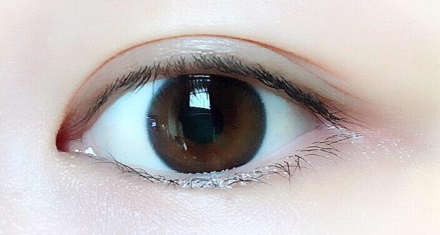 透明感 makeのBefore画像