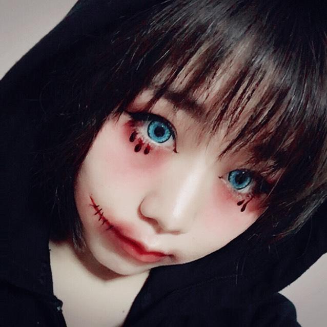 血糊×傷メイク