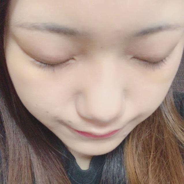 うさぎメイク♥裸眼のBefore画像