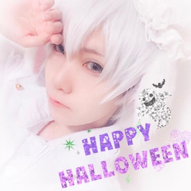 ハロウィン♪男装少年兎∩(*'×'*)∩ショタ風味