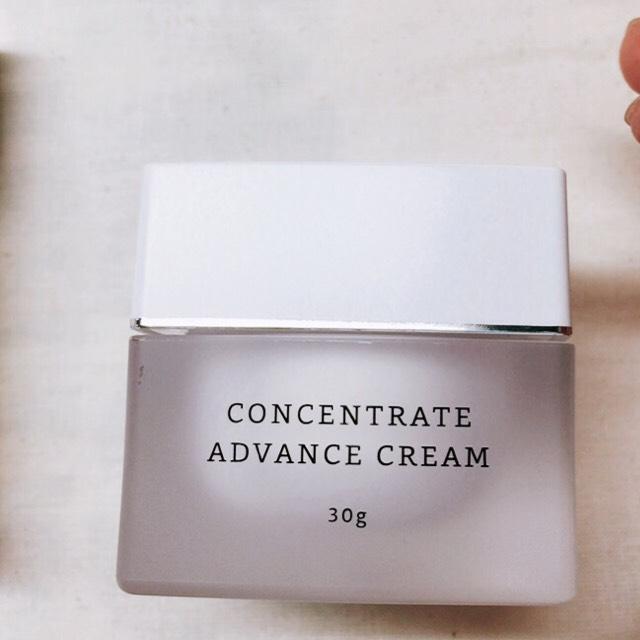 クリーム RMK コンセントアドバンスクリーム  ベタベタしすぎず乾燥を防いでくれます! リピ3回してます。