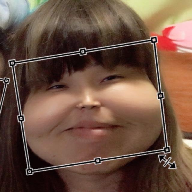 LiSA風メイク☆★のBefore画像