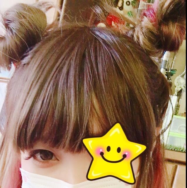 髪はメッシュではなく エクステです( ˶ˆ꒳ˆ˵ ) レミー毛で美容室はあるんじゃんすーにて40本9000円台でした!