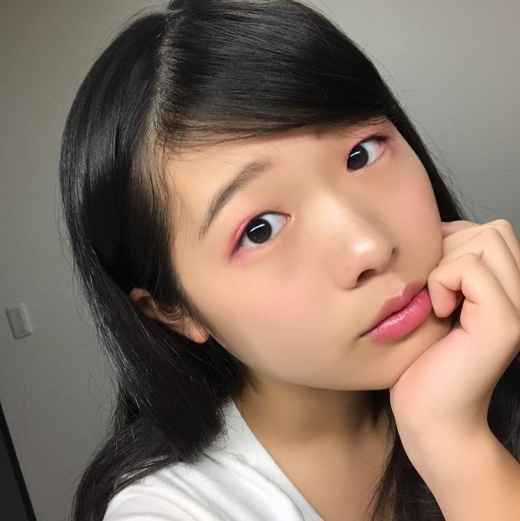 甘えんぼピンクメイク