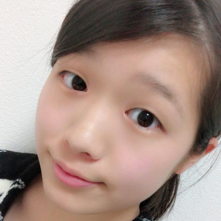 甘えんぼピンクメイクのBefore画像