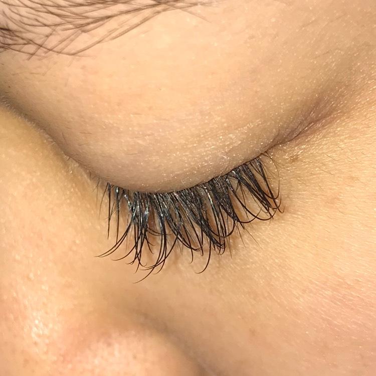 eye make のBefore画像