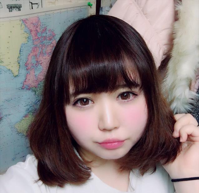 グレーテル!外国の女の子風メイク!のBefore画像