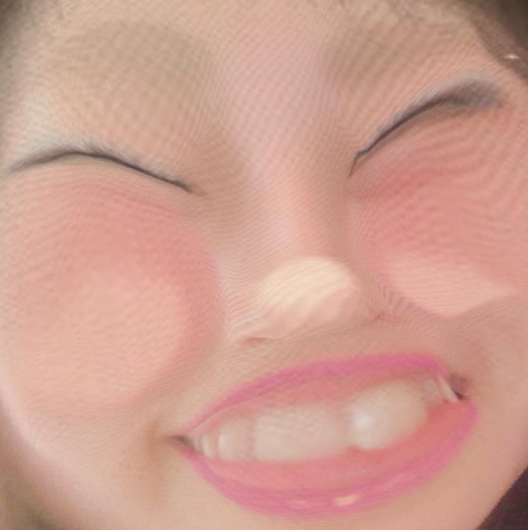 大人キレイめメイク(?)のBefore画像