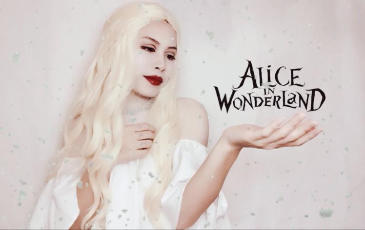 白の女王メイク♡のAfter画像