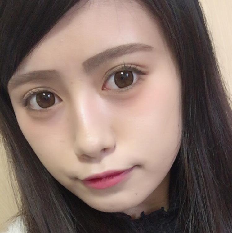 ♡放課後メイク♡のBefore画像