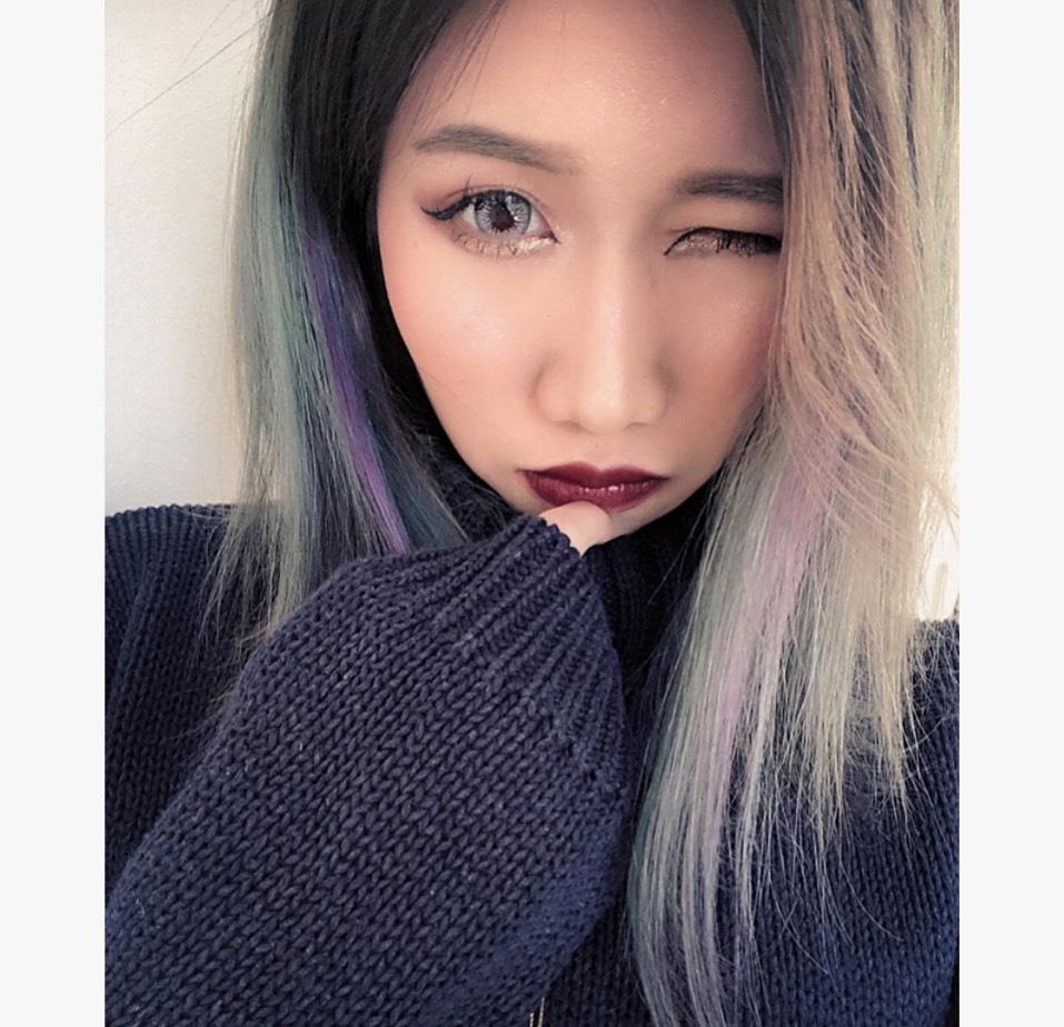 ヒロインメイク♡ダイヤルマスカラ