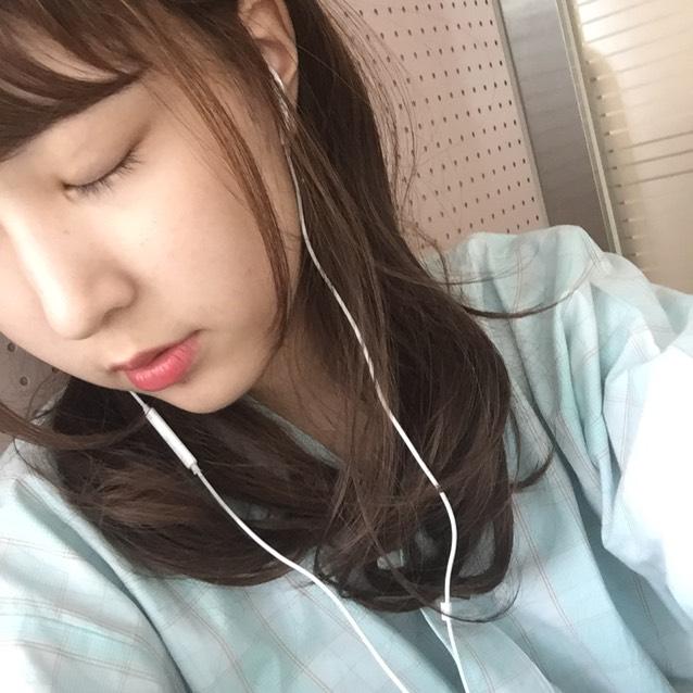 ◯古川優香ちゃん風メイクのBefore画像