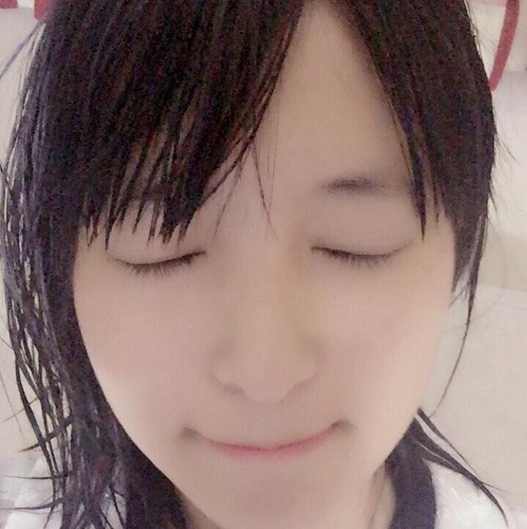 キラキラ桜メイクのBefore画像