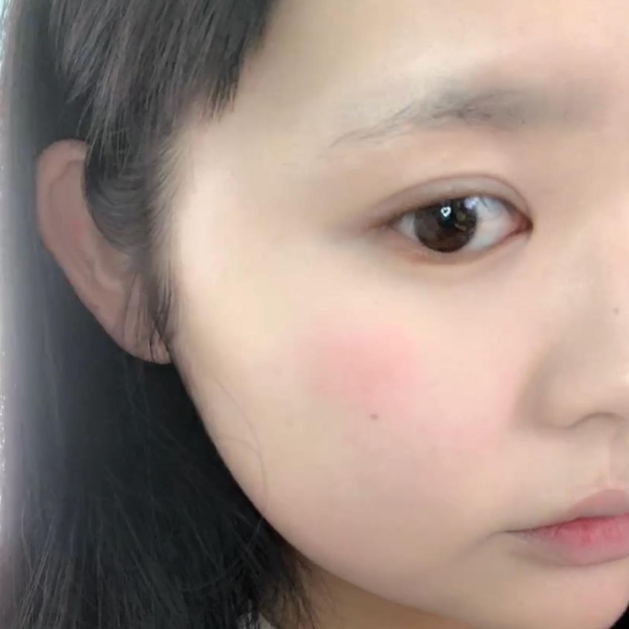 【スキンケア】韓国っぽ♡陶器肌の作り方のBefore画像