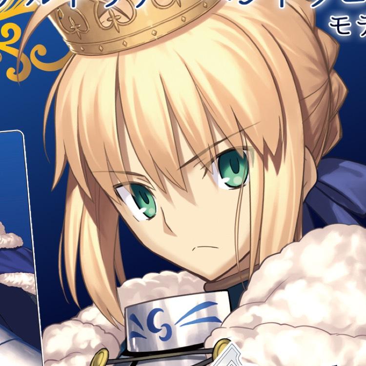 Fate セイバー コスプレメイクのBefore画像