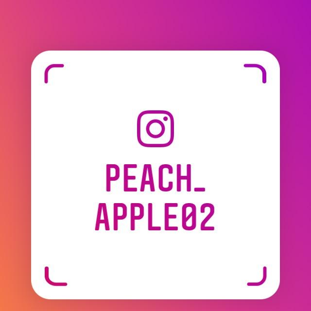 Instagram移垢のお知らせのAfter画像