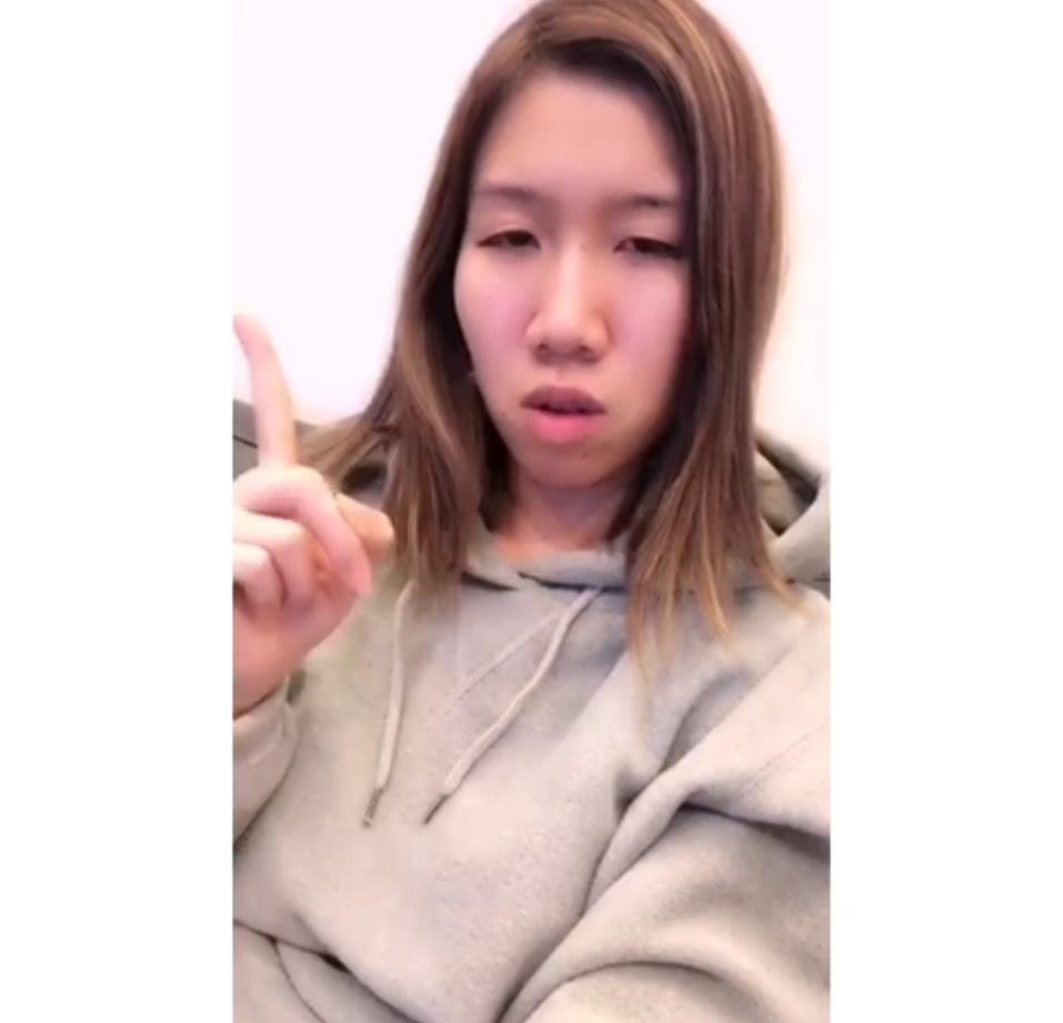 ホワイトグレー♡のBefore画像