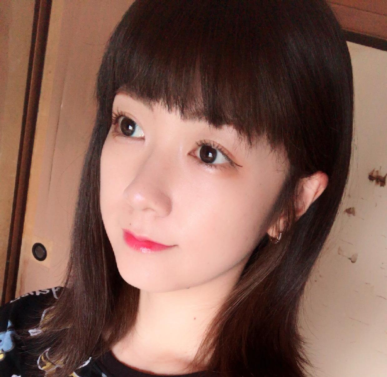 色白×韓国(風味)メイク