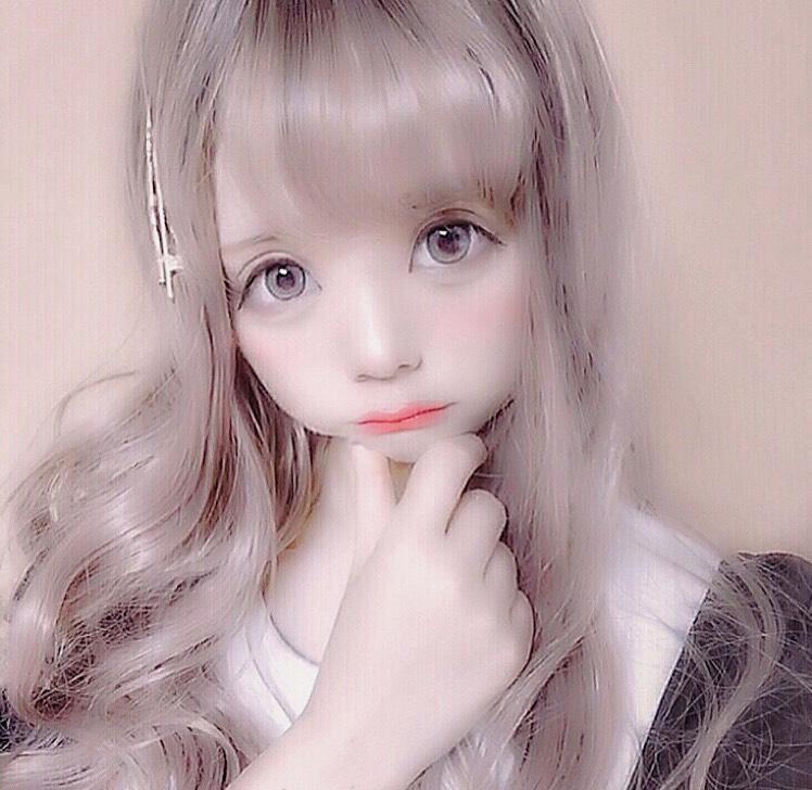 日本人顔からドールメイクのAfter画像