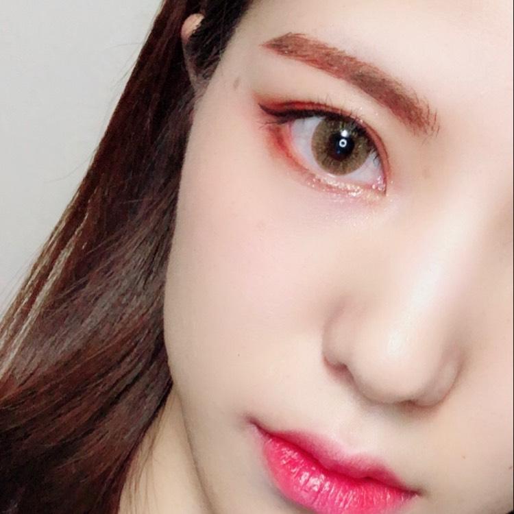 韓国風メイク❤️(濃いめ編)のAfter画像