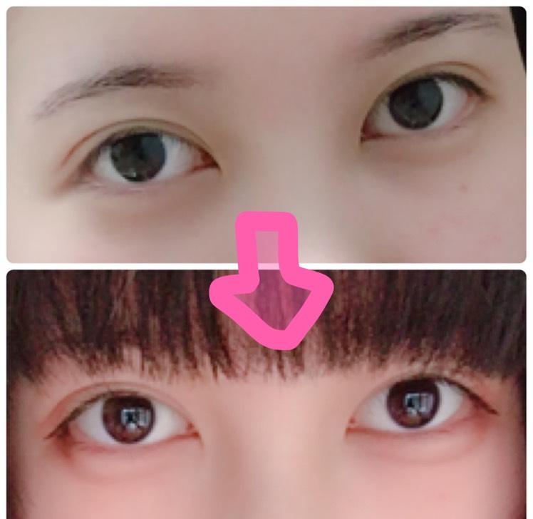 美大生の涙袋メイク〜顔面はキャンバス〜