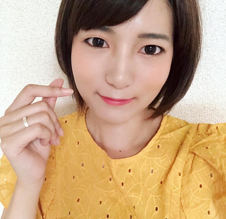 夏のオレンジブラウンメイク〜韓国コスメ縛り〜のAfter画像
