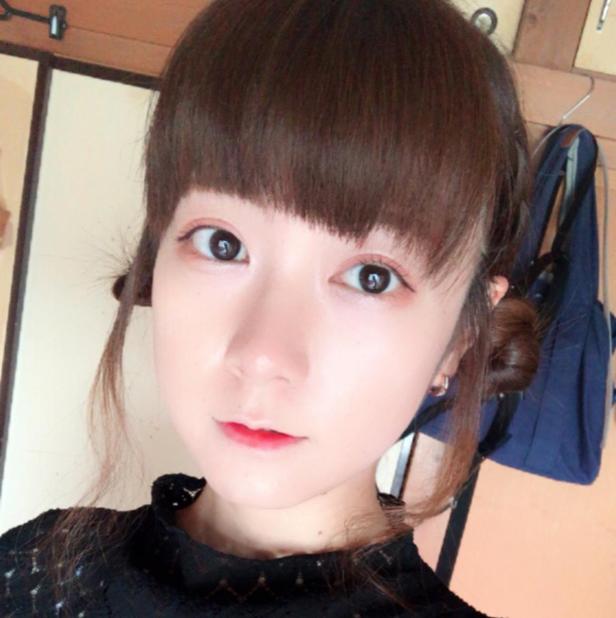 【MOMOLAND】ヨヌメイク【韓国風】のAfter画像