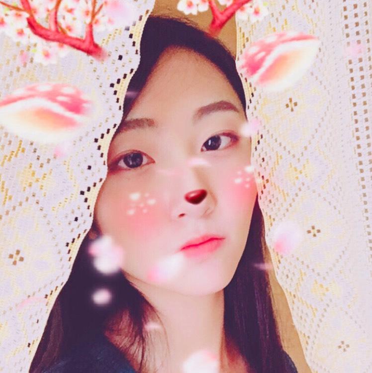 韓国風ラメピンクメイクのAfter画像
