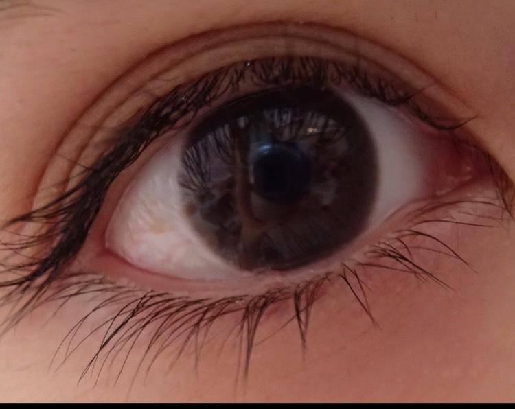 裸眼が一回り大きくなる印象なので、かなりナチュラルです✨