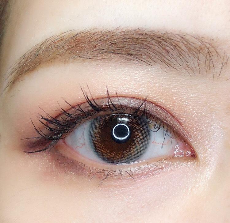【MISSHA】ブラウンピンクメイクのAfter画像