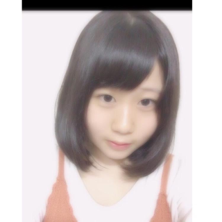 有村架純風(?)雰囲気メイクのBefore画像